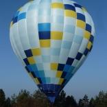 balon v.č. 807