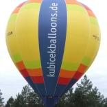 balon v.č. 822