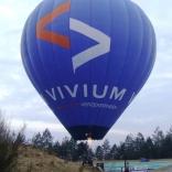 balon v.č. 825