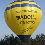 balon v.č. 828