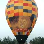 balon v.č. 830