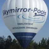 balon v.č. 831