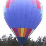 balon v.č. 834