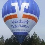 balon v.č. 837