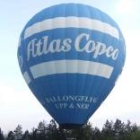 balon v.č. 838