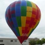 balon v.č. 843