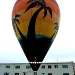 balon v.č. 852