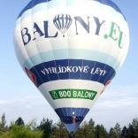 balon v.č. 857