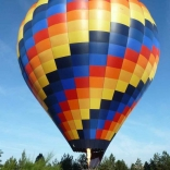 balon v.č. 858