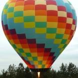 balon v.č. 863