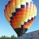 balon v.č. 864