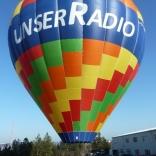 balon v.č. 869