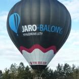 balon v.č. 870