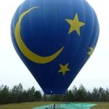 balon v.č. 874
