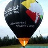 balon v.č. 877