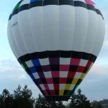 balon v.č. 879