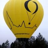 balon v.č. 885