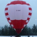 balon v.č. 886