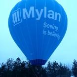 balon v.č. 889