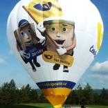 balon v.č. 892