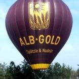 balon v.č. 895