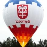 balon v.č. 896