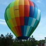 balon v.č. 912
