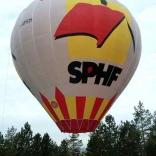 balon v.č. 921