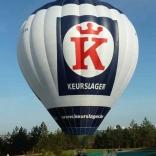 balon v.č. 922