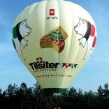 balon v.č. 933