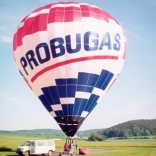 balon v.č. 055