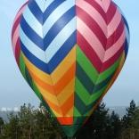 balon v.č. 957