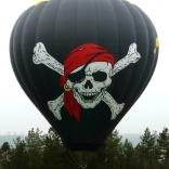 balon v.č. 958