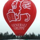 balon v.č. 960