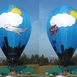 balon v.č. 962