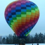 balon v.č. 966