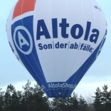 balon v.č. 971