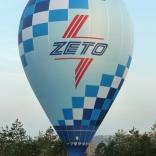 balon v.č. 989