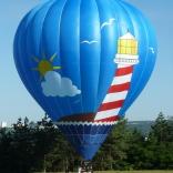 balon v.č. 1017