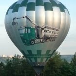 balon v.č. 1018