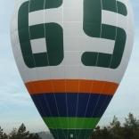 balon v.č. 1032