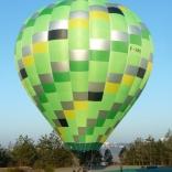 balon v.č. 1054