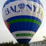 balon v.č. 1157