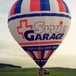 balon v.č. 115