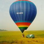 balon v.č. 121
