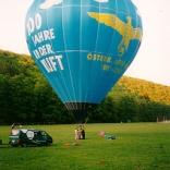 balon v.č. 134