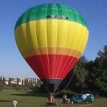 balon v.č. 135