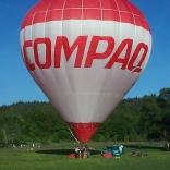 balon v.č. 136