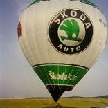 balon v.č. 137