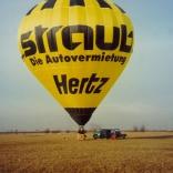 balon v.č. 151